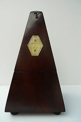 Antique Vintage Metronome Seth Thomas - MADE IN USA - Great Gift for Musician