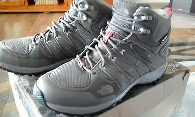 The North Face Womens Litewave Explore Mid GTX Hiking Boots BNIB