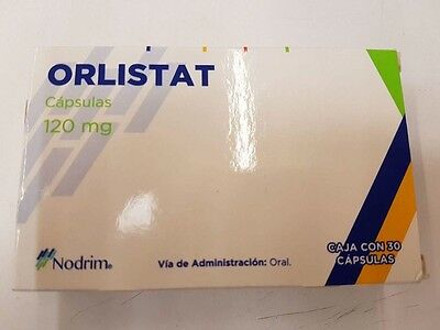 Orlistat 30 Capsules / Weight Loss Pill