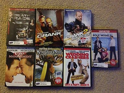 7 Movie Lot, Comedy, Action
