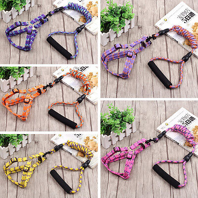 Pet  Puppy Step Walk Harness Large Dog Training Traction rope Adjustable Safety