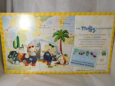 Muffy VanderBear - Hit the Road Bearstream Trailer Collection Set - 1998