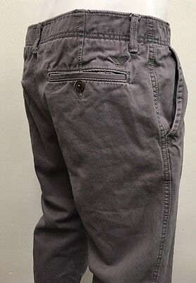 American Eagle Mens Relaxed Straight Fit Chino Size 34x36