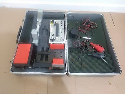 Metrotech 850 Pipe&Cable Utility Line Locator Transmitter, Receiver, Clamp&Cable