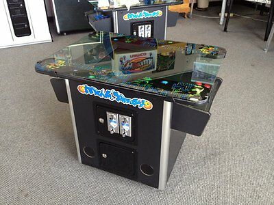 Arcade Classic Cocktail Table Game. 1200 Games