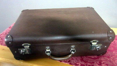 Vintage School Case Retro from 1950 - 60's suit use, display, vintage car etc