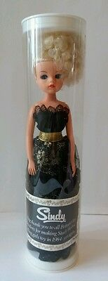 Fab 1984 Commerative Special Edition Masquerade Sindy In Tube VHTF *REDUCED*