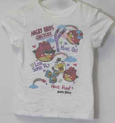 Angry Birds Girls T-Shirt - Size M