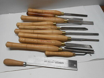 Robert Sorby Wood Lathe Chisels - Plus