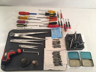 Machinist  Tools Lot