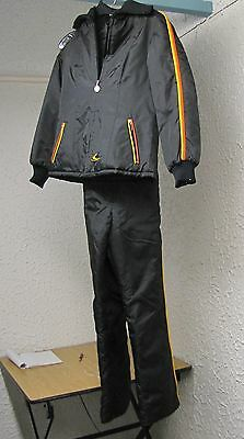 vintage ski-doo snowmobile suit  women size 10