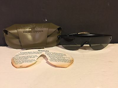 vintage AO American Optical 1972 US Army military sunglasses MIL-G-475D Vietnam