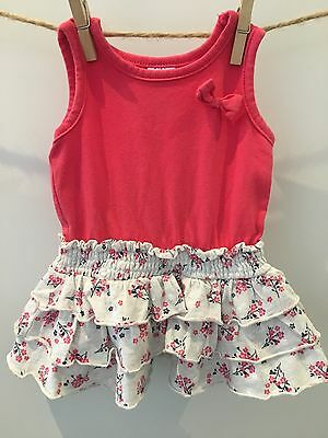 Baby Girls Summer Dress By Target Baby Size 0-3 Months