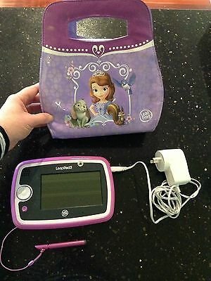 Leappad Tablet And Carry Case