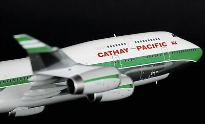 1/200 Cathay Pacific Boeing 747-400 VR-HOO 1990's livery XX2921P