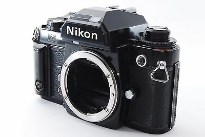 "Nikon FA 35mm Black Camera Film Body ""Excellent"" From Japan"