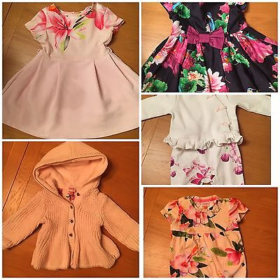 Baby girl Ted Baker collection 6-18 months