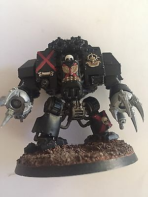 40k Space Marines Blood Angels Army Death Company Dreadnought Games Workshop !!