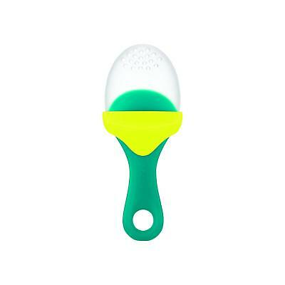Boon Pulp Silicone Feeder, Green/blue by Boon