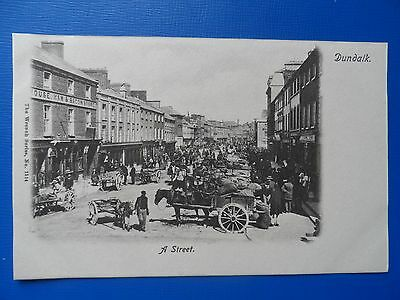 Dundalk. Ireland.Postcard