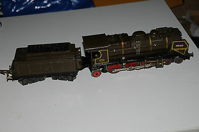 Locomotive à vapeur type 231 de la flèche d'or JEP idem as hornby