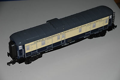 A.S wagon bagages CIWL AS n° 1241 idem jep hornby