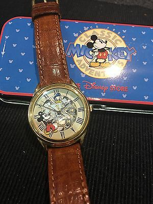 Classic Mickey Mouse Watch Genuine Disney Store