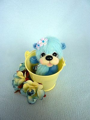"""Clotilda"" - 7.5 cm  artist teddy bear (Happyteddy by Aleksandra J.)"