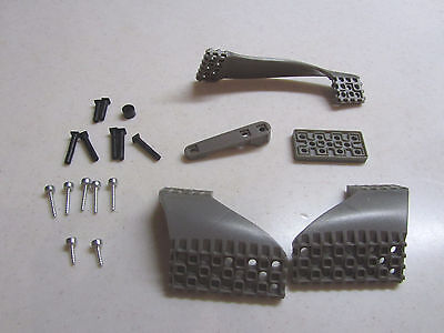 Meccano Erector Speed Play Speedplay Spare/ Replacement Parts - 20 Pieces