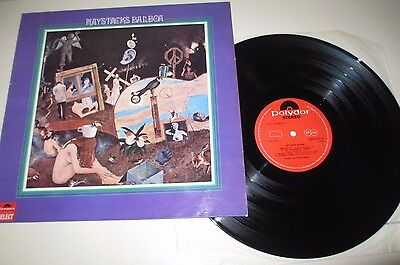 Haystacks Balboa - Same - Polydor Uk 1970 Superb Original