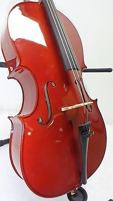 New Deluxe 1/2 Size Cello