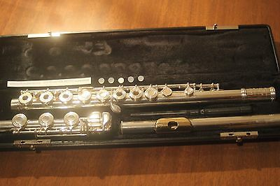 Gemeinhardt KG Special Solid Silver flute - Ready to Play