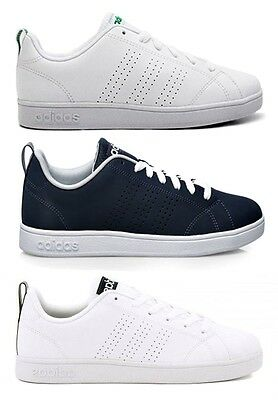 save off b4d90 76194 ADIDAS NEO ADVANTAGE CLEAN scarpe stan smith uomo sportive sneakers pelle  casual