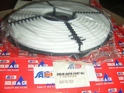 Air Filter Solid Auto T101028 job lot of 8