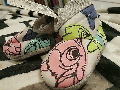 Bonds Disney Bambi Thumper Booties SIZE 6 to 12 monthes  New with tags