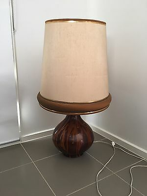 Large Vintage Retro Table Lamp