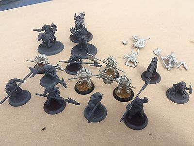 Warmachine Mercenaries Lot - Steelhead, Bartolo, Cavalry, Macnaile