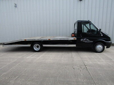 Transit transporter. Flat bed transporter. Recovery truck. low milage