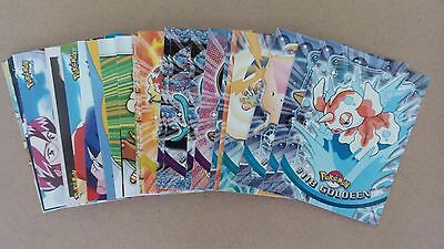29 of 72 Topps Pokemon TV Animation 3 Set Cards - Mint Condition - Free P&P