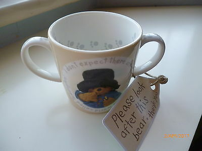 Spode Paddington Bear  cup with 2 handles