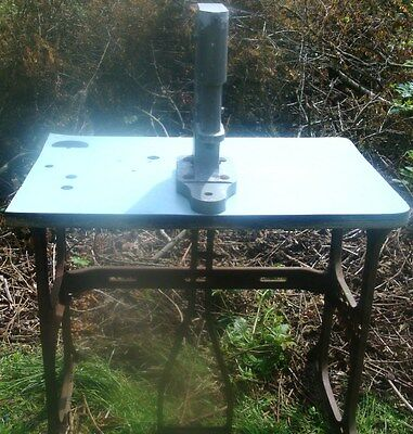 Eyelet,Press Stud, Foot Press Machine  on singer sewing machine stand