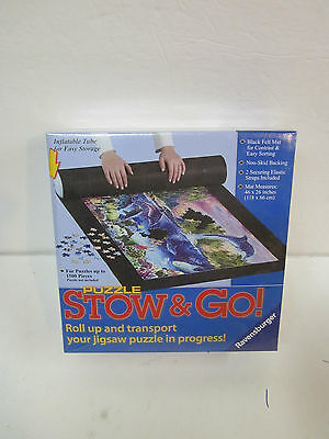 Puzzle Stow & Go Ravensburger holds up to 1500 pieces storage new