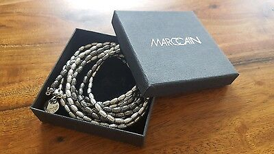 marc cain kette armband schmuck silber neu ovp eur 30 00 picclick de. Black Bedroom Furniture Sets. Home Design Ideas