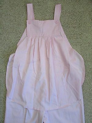 Vintage Motherhood Maternity Overall Jumper Size Small