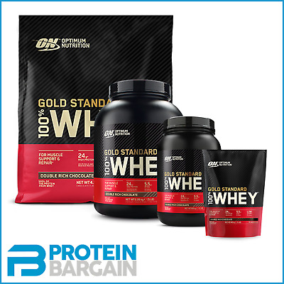 Optimum Nutrition ON Gold Standard 2lb 10lb 100% Whey Protein 5lb BEST PRICE