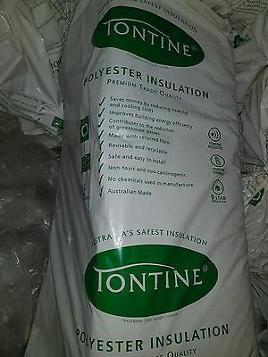 ** Top Quality Tontine Polyester Wall Insulation/Accoustic Batts R2.0 430 x 1160