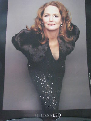 Fighter Melissa Leo clevage  HUGE NEW  OSCAR AD   a