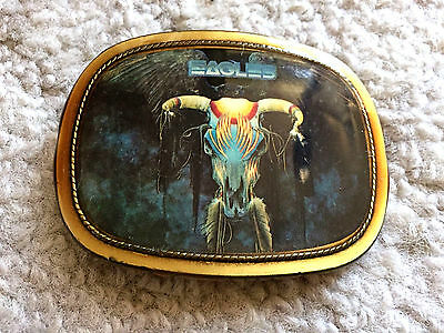 1977 Pacifica Eagles Belt Buckle