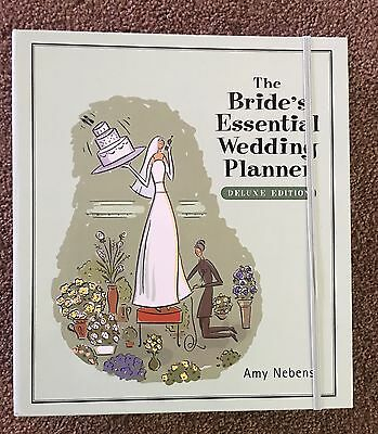 The Bride's Essential Wedding Planner Deluxe Edition