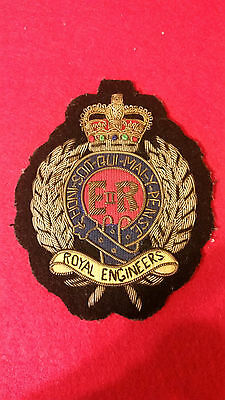WW2 WWII Royal Engineers Patch,Canadian,Army,British,Electrical,Air Force,Navy